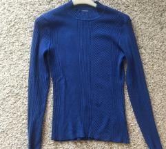 Kao nov plavi pulover dolčevita vel M