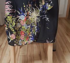 Zara suknja na preklop nova