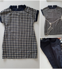 Zara zimska haljina/tunika 11-12god