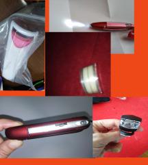 LOT-toplinski uvijač trepavica, i sve u prilogu