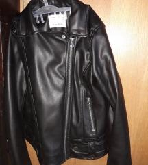 Zara kozna jakna vel 9 10