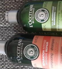 Lot novi šampon i balzam