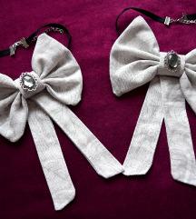 Mašna - ženska kravata - ogrlica