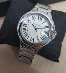 Cartier novi ne noseni sat stainless steal