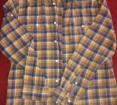 Gap karirana košulja muška M