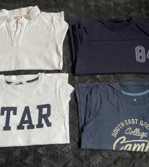 Lot majice za djecake