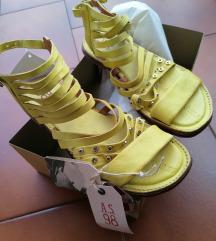 A.S.98 kožne sandale 39