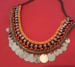 OGRLICA - statement necklace