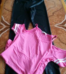 Lot majica i tajice