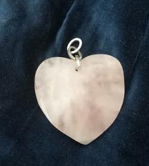 Srce od rozenkvarca