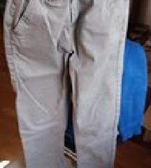 nove krem hlače za dečka vel 128/134
