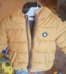 Mango zimska jakna vel. 80 (9-12mj)