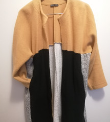 Zara kardigan kaput jakna