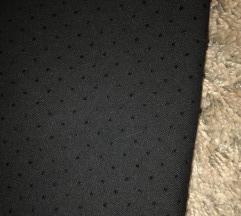 Orsay crne sa sitnim crnim tockicama