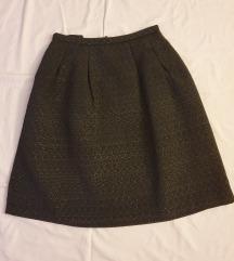 Sniženo ❤ Midi suknja na puf