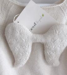 SNIŽENO-OEUF Angel pulover, 68-74 - NOVO