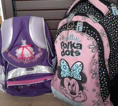 Dvije školske torbe