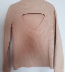 Pletena majica Zara