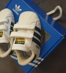 Adidas superstar bebe, Novo