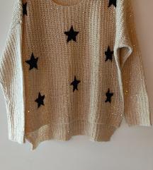 Pletena vesta/džemper