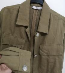 Mango košulja jaknica