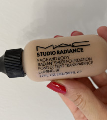 Mac studio radiance face and body