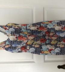 Cvjetna nova haljina