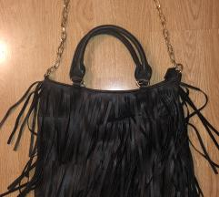Crna torbica sa resama