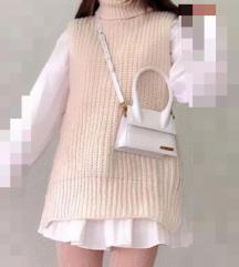 H&M džemper bez rukava (novi s etiketom)