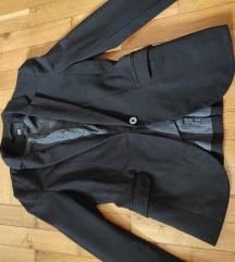 H&M crni sako, vel s