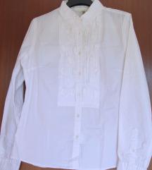 Fina bijela košulja 40