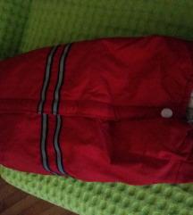 Topla jaknica za manjeg psa