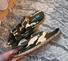 Nove maskirne/vojničke papuče/natikače