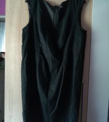 NOVA Marks&Spencer crna haljina