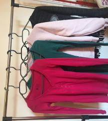 Lot dugačkih majica