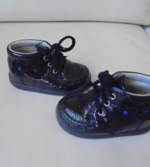 Naturino tamnoplave cipelice za curicu 20