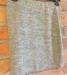 SAD 25KN Terra Nova siva suknja rastezljiva