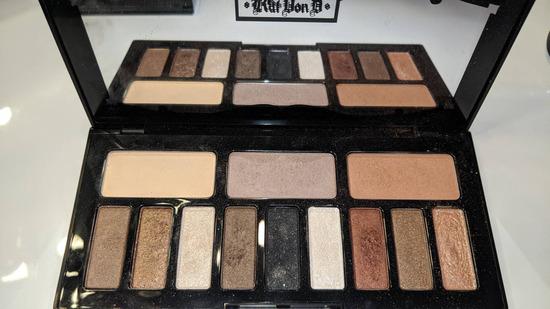 Kat von d shade and light palette