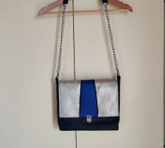 Cool torbica sa zmijskim uzorkom