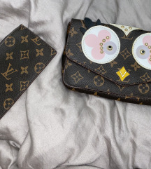 Louis vuitton torbica limited edition