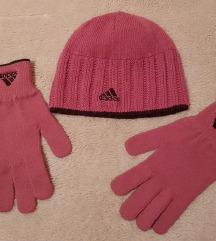 Adidas kapa i rukavice