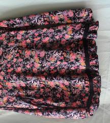 Majica dugih rukava cvjetnog uzorka