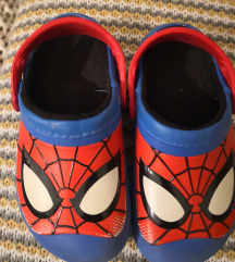 Crocs Spiderman