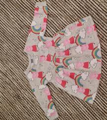 Next haljina za djevojcice Peppa Pig