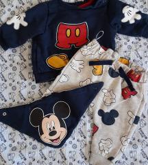 Mickey komplet 68