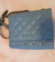 Mala plava Zarina torbica