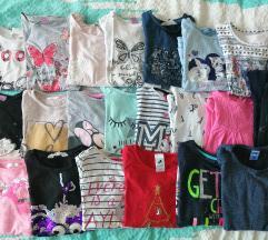 21 majica za djevojčice