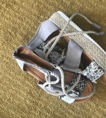 Nove sandale nikad nošene