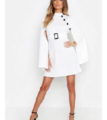 Boohoo bijela haljina,S