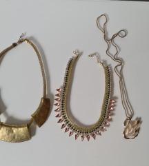 3 ogrlice